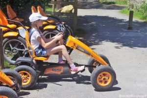kart a pedale