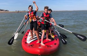 paddle geant 2